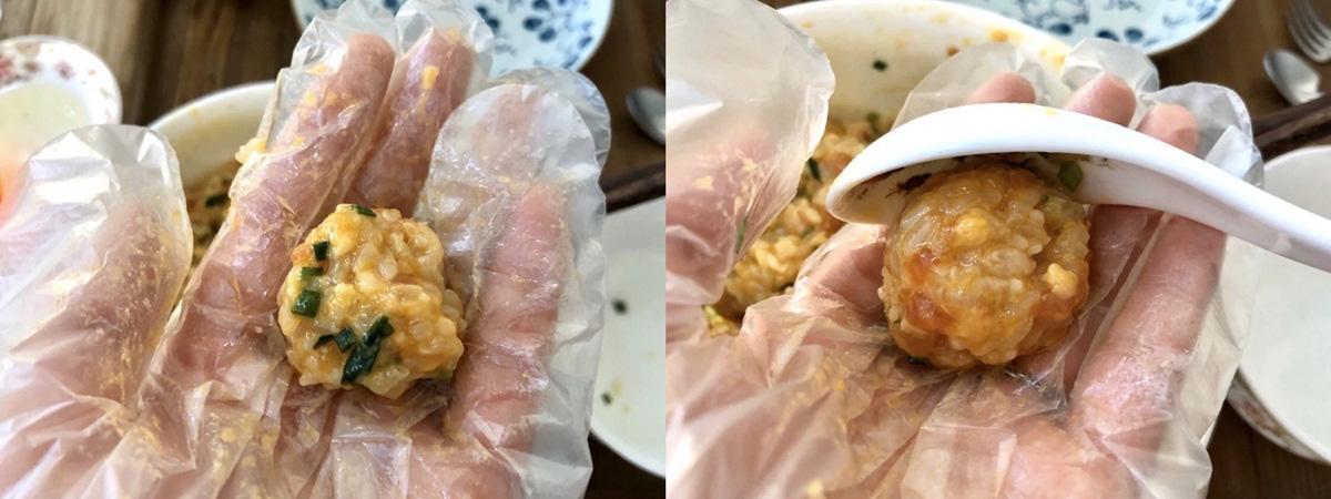Xôi chiên trứng giòn ngon bất ngờ - ăn vào ngày lạnh thì quá đỉnh! - Ảnh 3.
