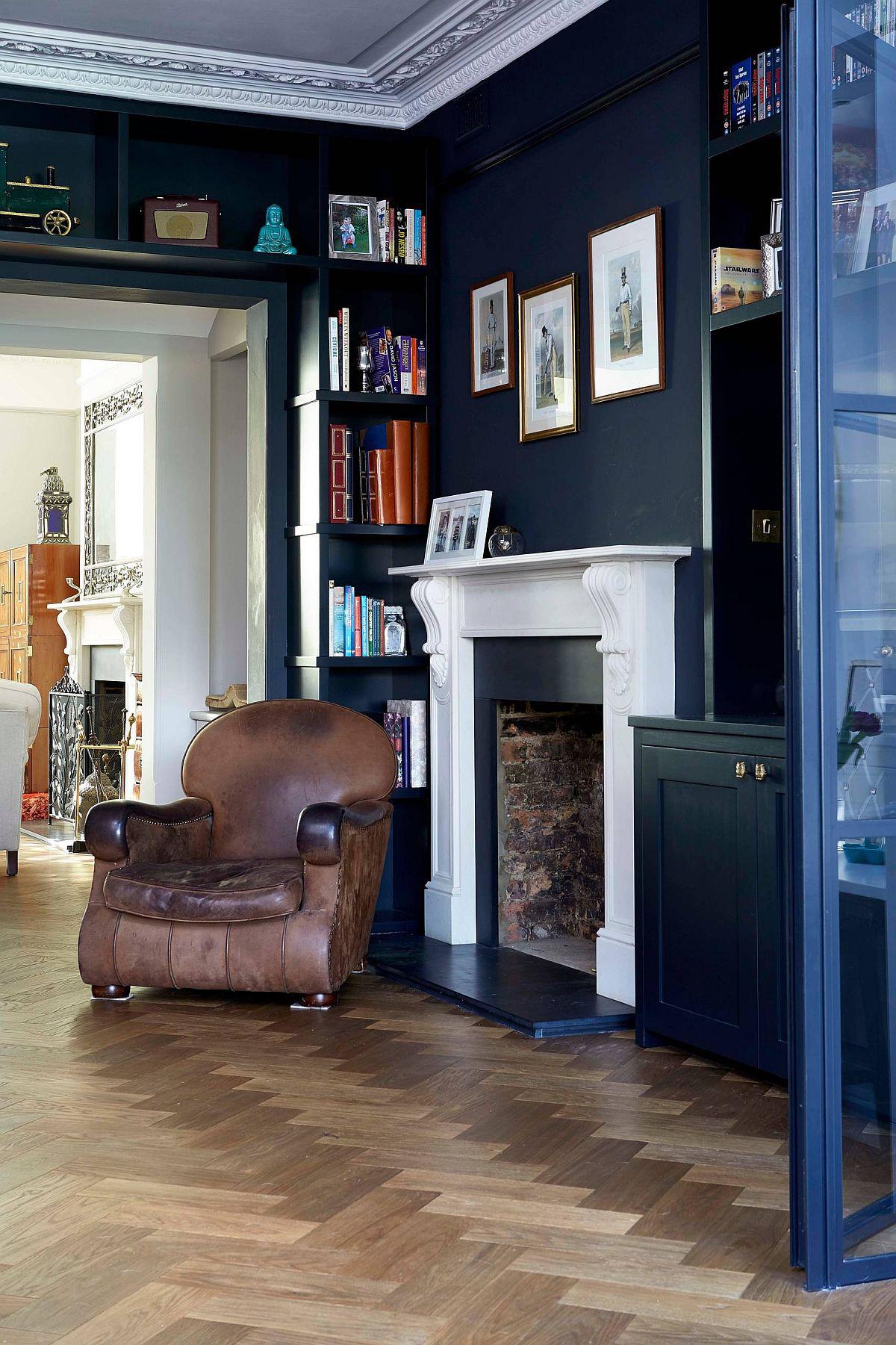 Tối đa hóa không gian trong ngôi nhà của bạn cực bắt mắt với kệ tích hợp thông minh xung quanh ô cửa - Ảnh 9.