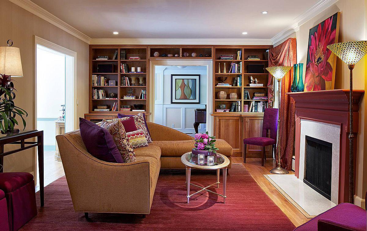 Tối đa hóa không gian trong ngôi nhà của bạn cực bắt mắt với kệ tích hợp thông minh xung quanh ô cửa - Ảnh 20.