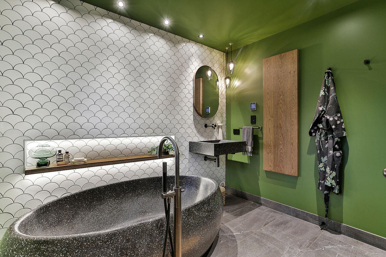 Xu hướng phòng tắm cho năm 2020: 25 ý tưởng và cảm hứng cho năm mới - Ảnh 12.
