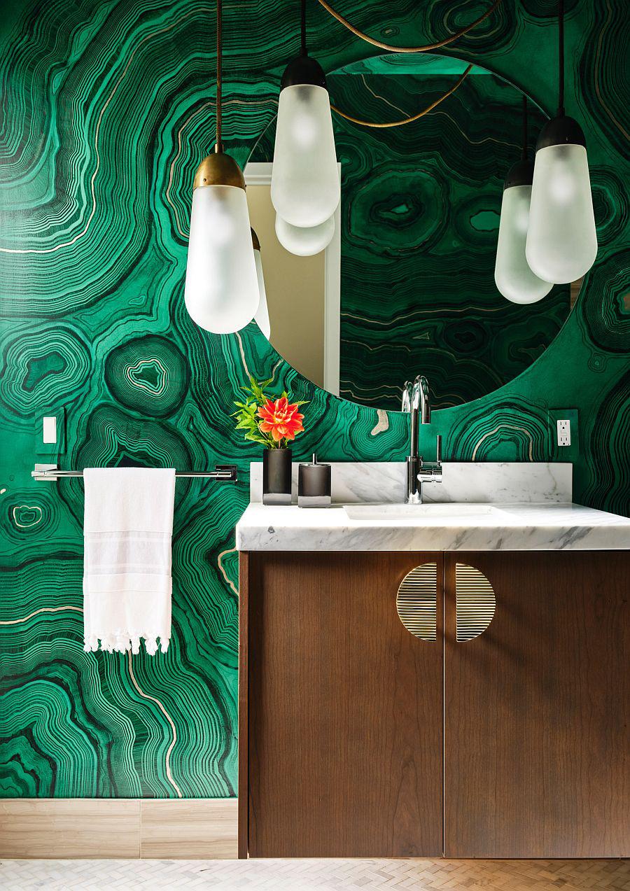 Xu hướng phòng tắm cho năm 2020: 25 ý tưởng và cảm hứng cho năm mới - Ảnh 13.