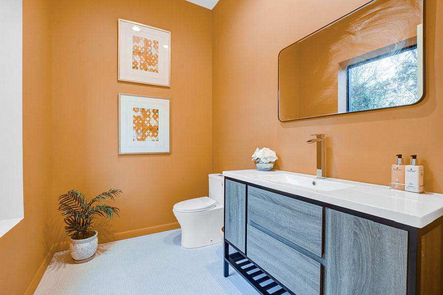 Xu hướng phòng tắm cho năm 2020: 25 ý tưởng và cảm hứng cho năm mới - Ảnh 24.