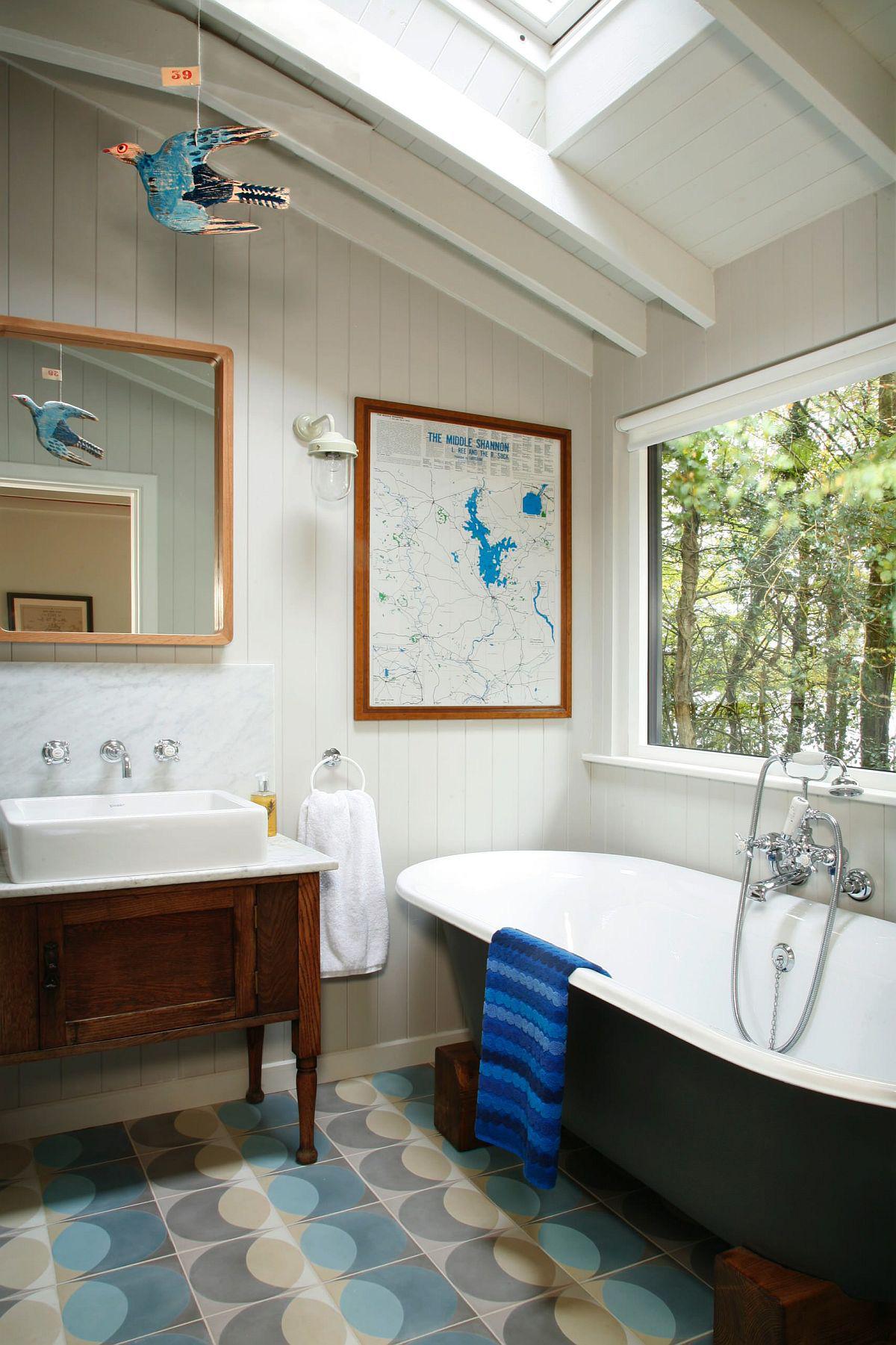 Xu hướng phòng tắm cho năm 2020: 25 ý tưởng và cảm hứng cho năm mới - Ảnh 3.
