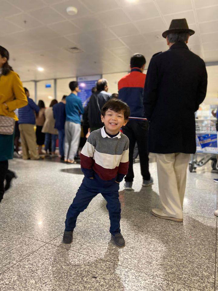 Kỳ Hân tức tốc đóng cửa hàng, chấp nhận chịu lỗ hàng chục triệu đồng chỉ vì lo con trai bị dịch bệnh virus corona - Ảnh 3.