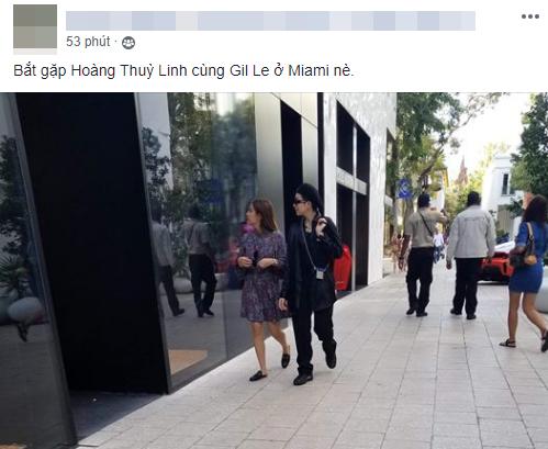 Hoàng Thùy Linh khoe stree style nhưng dân tình chỉ chủ ý vào chiếc kính râm thấp thoáng bóng hình Gil Lê - Ảnh 7.