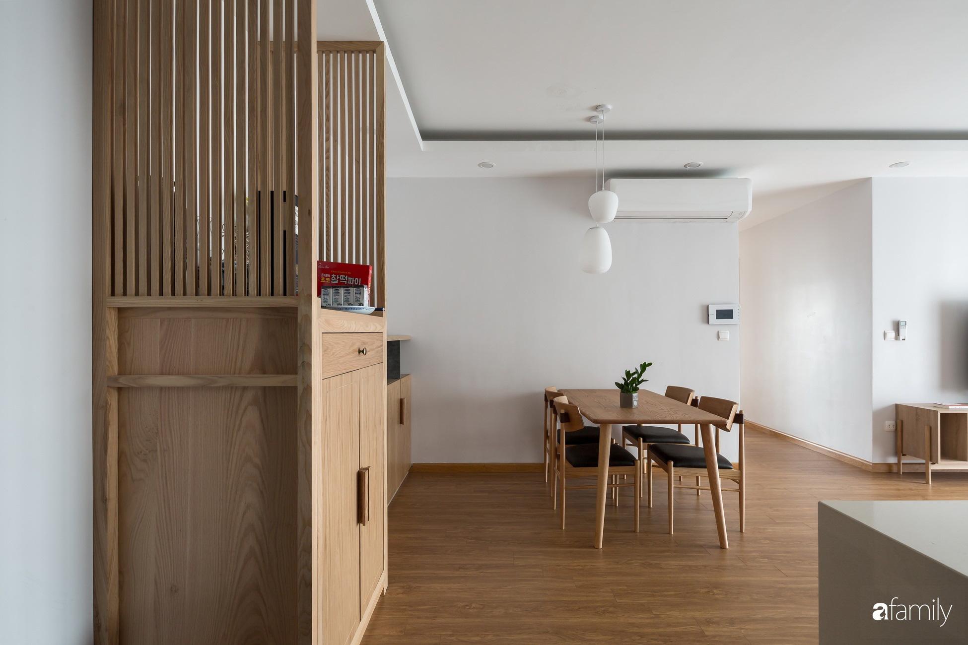 Căn hộ tối giản hút hồn từng mét vuông cho gia đình 6 người ở Minh Khai, Hà Nội - Ảnh 10.