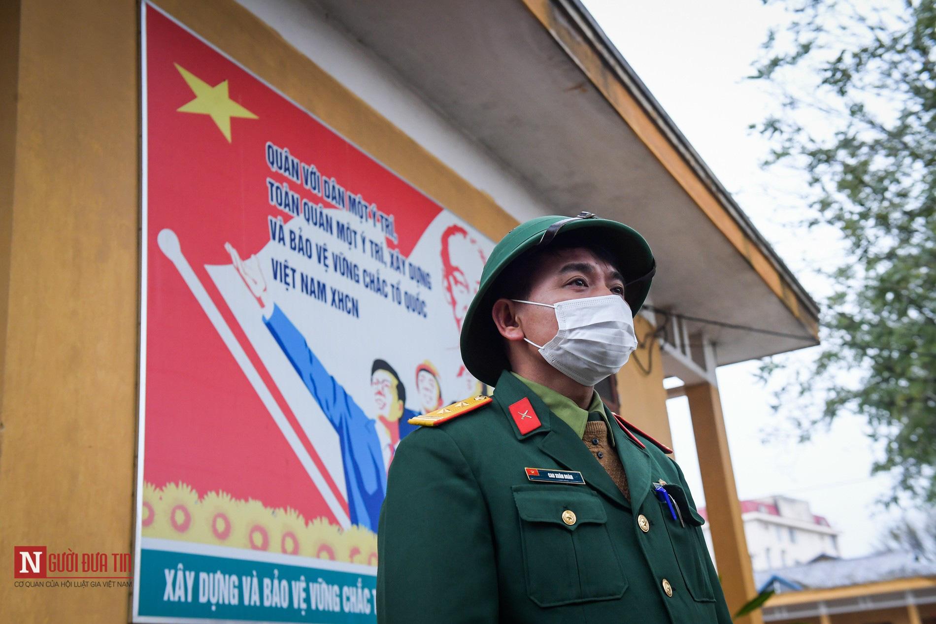 Bên trong khu vực cách ly công dân Việt Nam trờ về từ Trung Quốc - Ảnh 15.