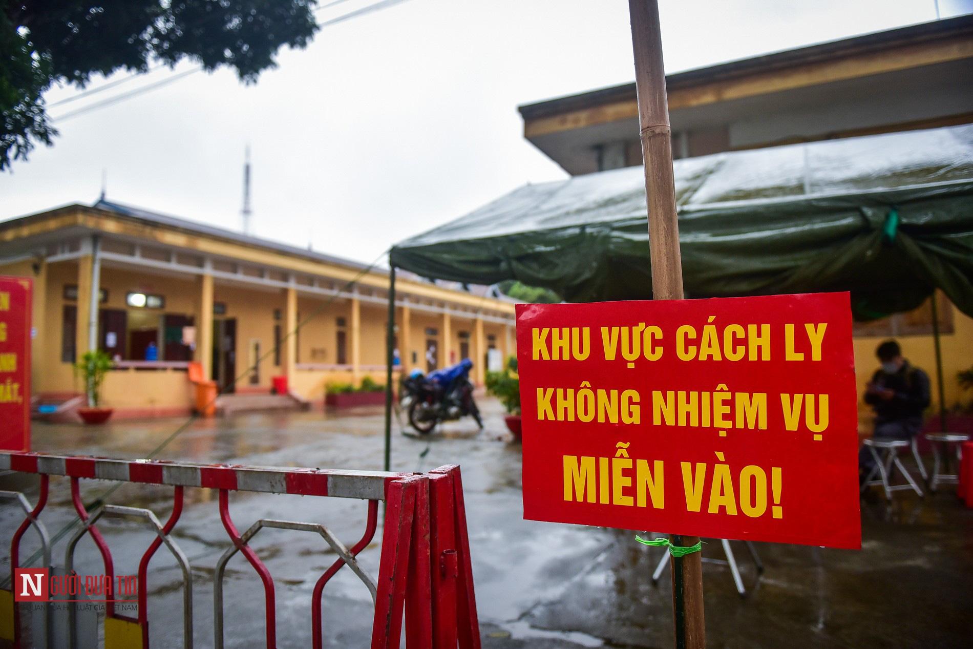 Bên trong khu vực cách ly công dân Việt Nam trờ về từ Trung Quốc - Ảnh 2.