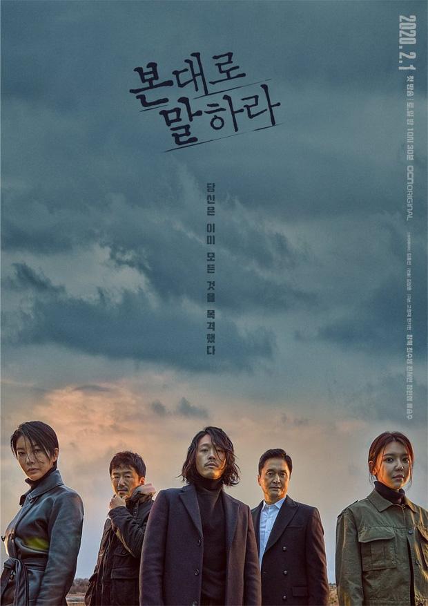 """Phim Hàn tháng 2/2020: Hội """"chị đẹp"""" Kim Tae Hee - Park Min Young tái xuất, dự án """"hụt"""" của Song Hye Kyo gây chú ý - Ảnh 16."""