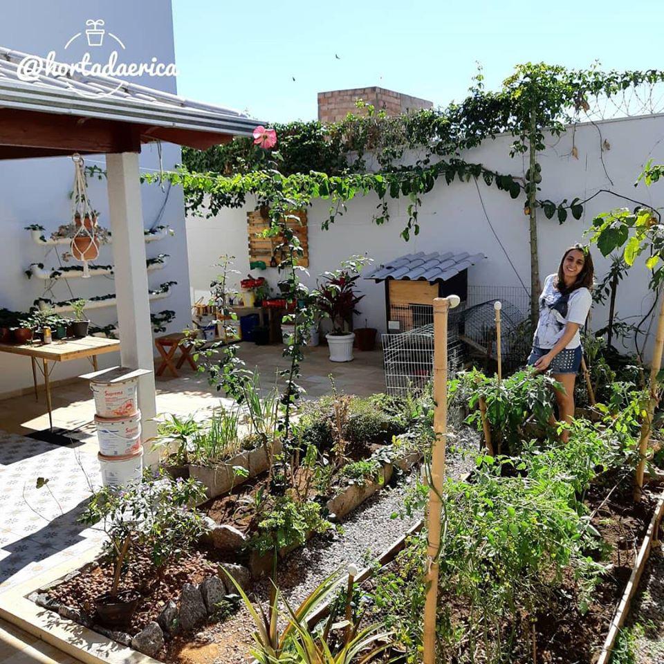 Vườn rau quả sạch tốt tươi rộng 32m2 của nữ y tá đam mê trồng trọt - Ảnh 11.