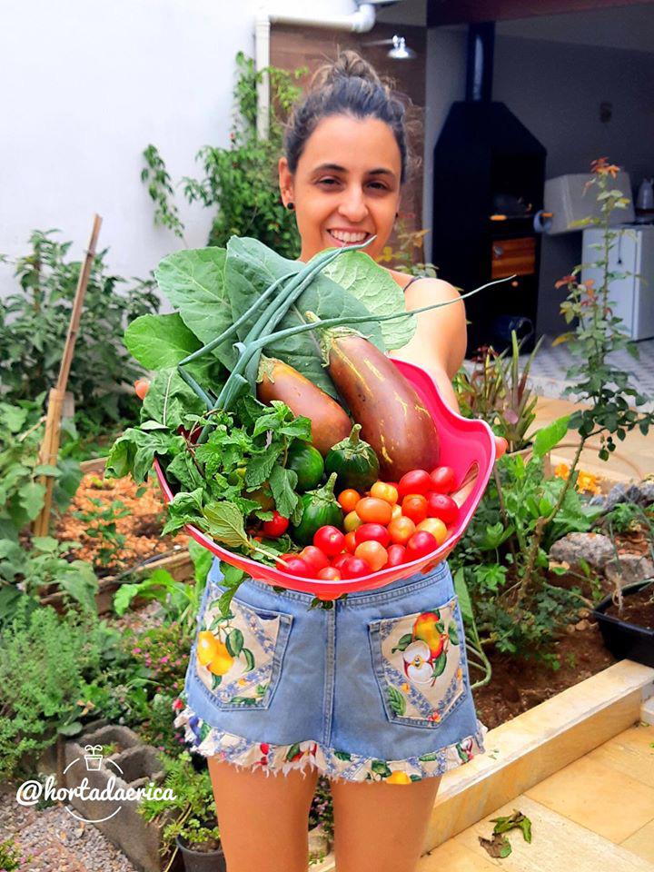 Vườn rau quả sạch tốt tươi rộng 32m2 của nữ y tá đam mê trồng trọt - Ảnh 3.