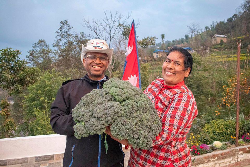 Cuộc sống bình yên, hạnh phúc của gia đình yêu thích trồng trọt tự cung tự cấp trên núi cao - Ảnh 10.