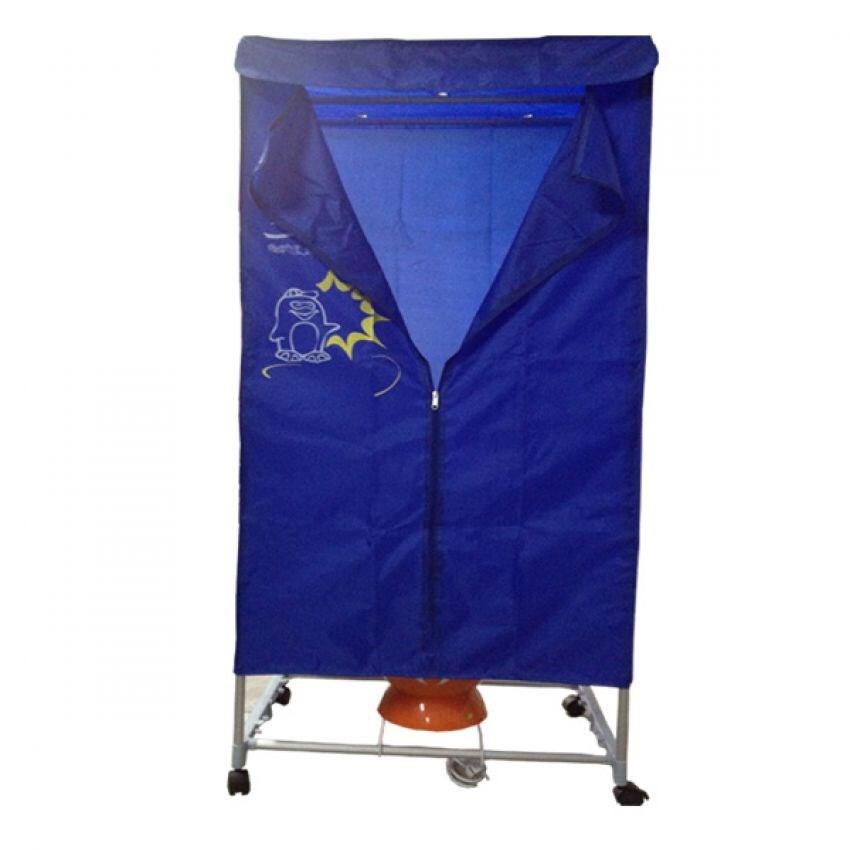 Chỉ với 2 triệu đồng, chị em đã sở hữu ngay một sản phẩm tủ sấy quần áo khô cong hữu dụng trong ngày mưa phùn rả rích  - Ảnh 4.