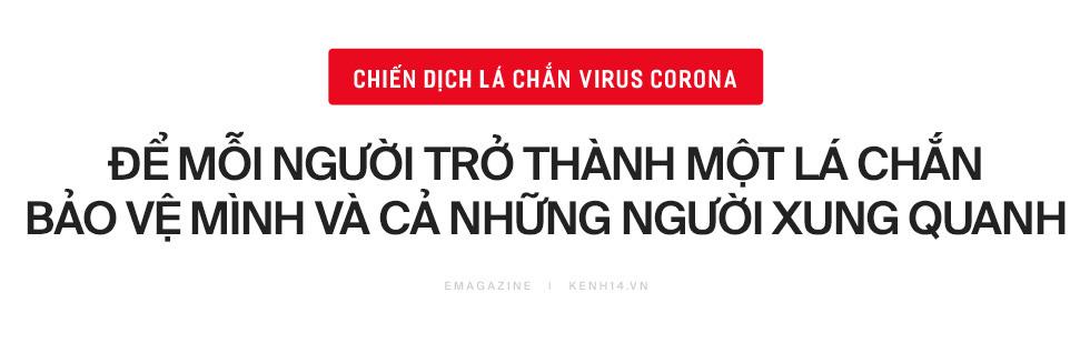"""Chiến dịch """"Lá chắn virus Corona"""": Để mỗi người trở thành một lá chắn bảo vệ mình và cả những người xung quanh - Ảnh 2."""