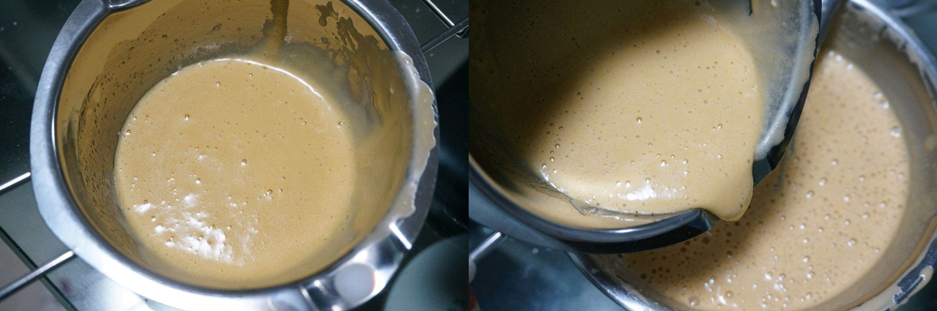 Không cần lò nướng, tôi vẫn làm được món bánh bông lan xốp mềm ngon tuyệt - Ảnh 3.