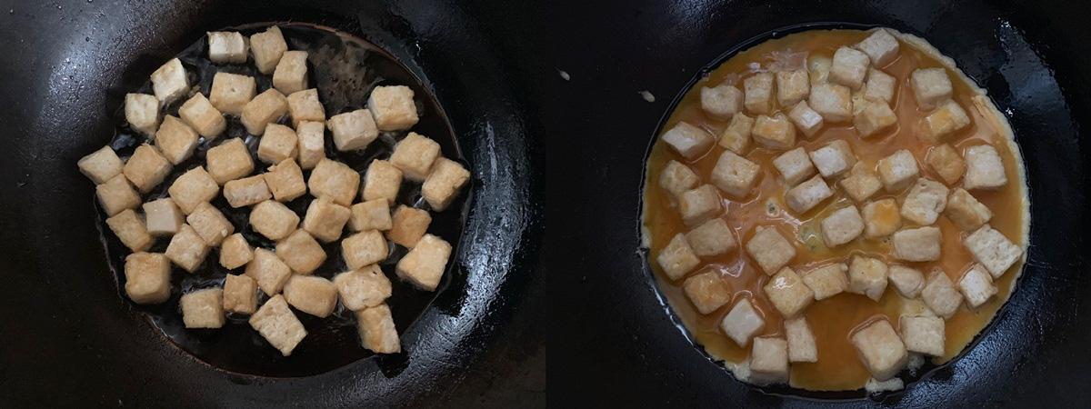 Mất chưa tới 20k, tôi chế ra món trứng chiên mới toanh ngon tuyệt được cả nhà tấm tắc khen - Ảnh 2.