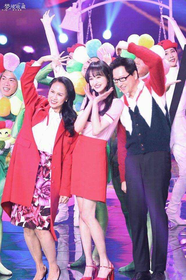 Lộ clip Trịnh Sảng nhảy múa cực yêu ở hậu trường, xinh đẹp rực rỡ như chưa hề có ồn ào chia tay thiếu gia, mất 67 tỷ - Ảnh 10.