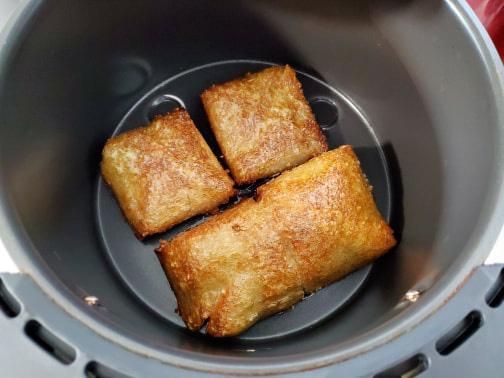 Hot Mom Huỳnh Phương Trang chia sẻ loạt bí quyết và món ăn cực đỉnh từ nồi chiên không dầu - Ảnh 4.