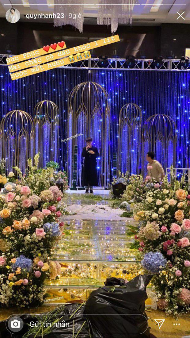 """Chú rể Duy Mạnh """"chơi lớn"""", mời cả ngôi sao showbiz làm phù rể trong ngày rước Quỳnh Anh về dinh - Ảnh 4."""