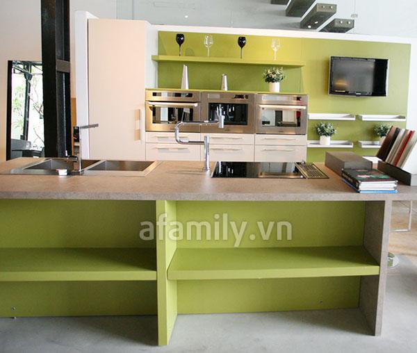 Những mẫu nhà bếp hiện đại đáng mơ ước