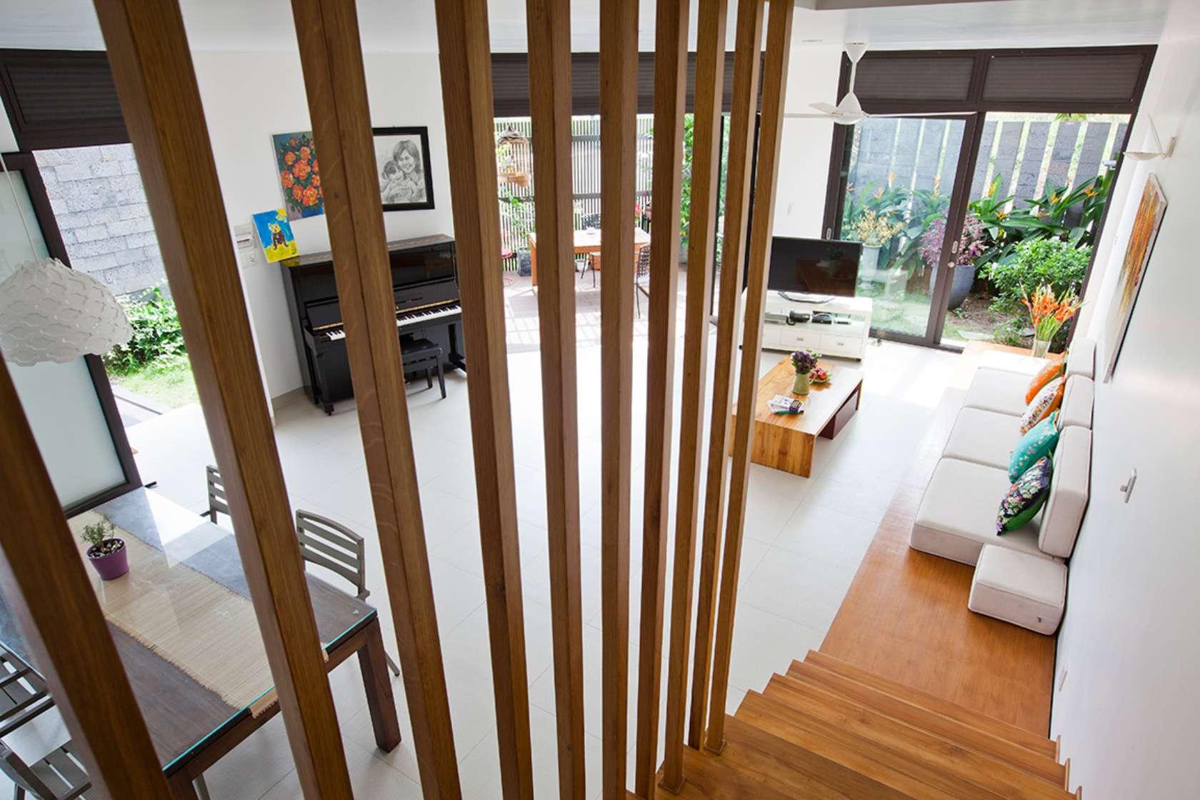 ngoi nha ngoai o sai thanh khien bao tay khong tiec loi khen ngoi 43bdfead36 - D2 Town House Ngôi nhà có sân vườn cực đẹp ở Sài Gòn