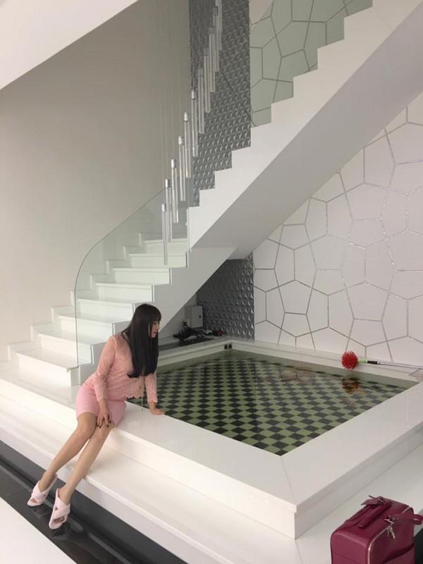 Penthouse của nữ hoàng nội y Ngọc Trinh