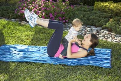 10 động tác thể dục vui cùng bé 9