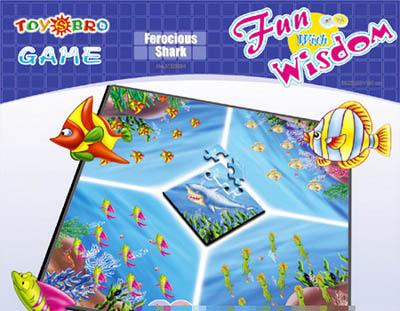Trò chơi bộ cờ vua đại dương: + Trò chơi dành cho trẻ từ 3 tuổi trở lên. +  Dành chơi từ 2-4 người chơi. + Bạn/bé có thể chọn chơi liên tiếp 1/2 hoặc 1/ 4 ...