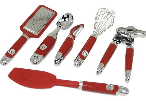 6 dụng cụ làm bánh