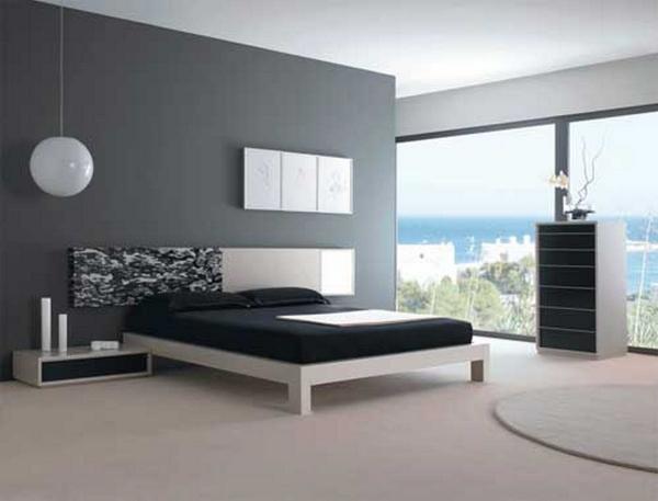 Phòng ngủ nền nã với gam màu trung tính