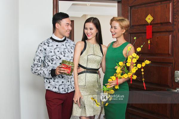 Hương Ly khoe căn hộ mới - giải thưởng cho Quán quân Next Top Model - Ảnh 4.