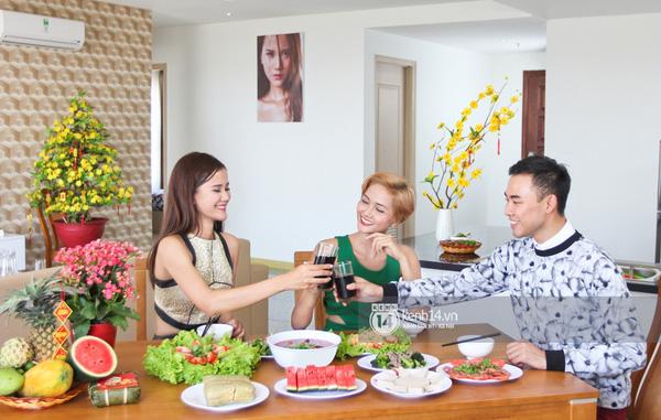Hương Ly khoe căn hộ mới - giải thưởng cho Quán quân Next Top Model - Ảnh 7.