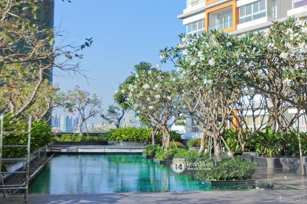 Hương Ly khoe căn hộ mới - giải thưởng cho Quán quân Next Top Model - Ảnh 13.