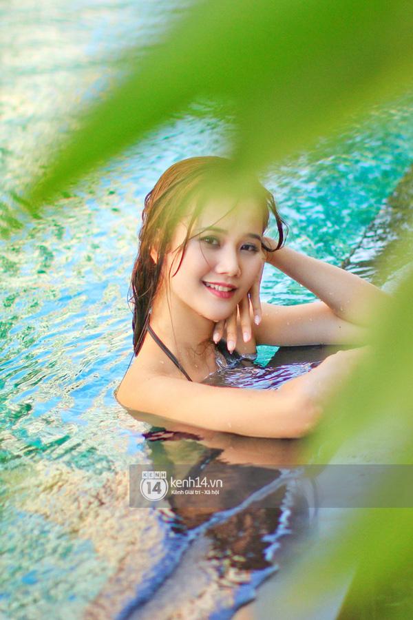 Hương Ly khoe căn hộ mới - giải thưởng cho Quán quân Next Top Model - Ảnh 17.