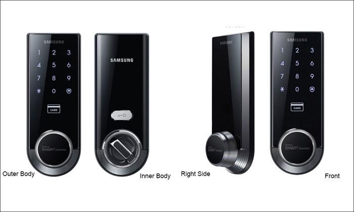 Khóa cửa Samsung Ezon