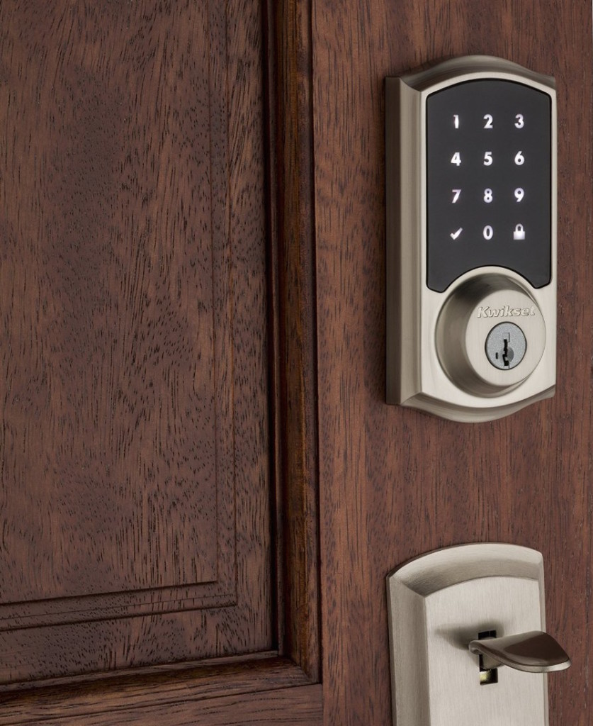 Khóa cửa cảm ứng Kwikset Smart Lock