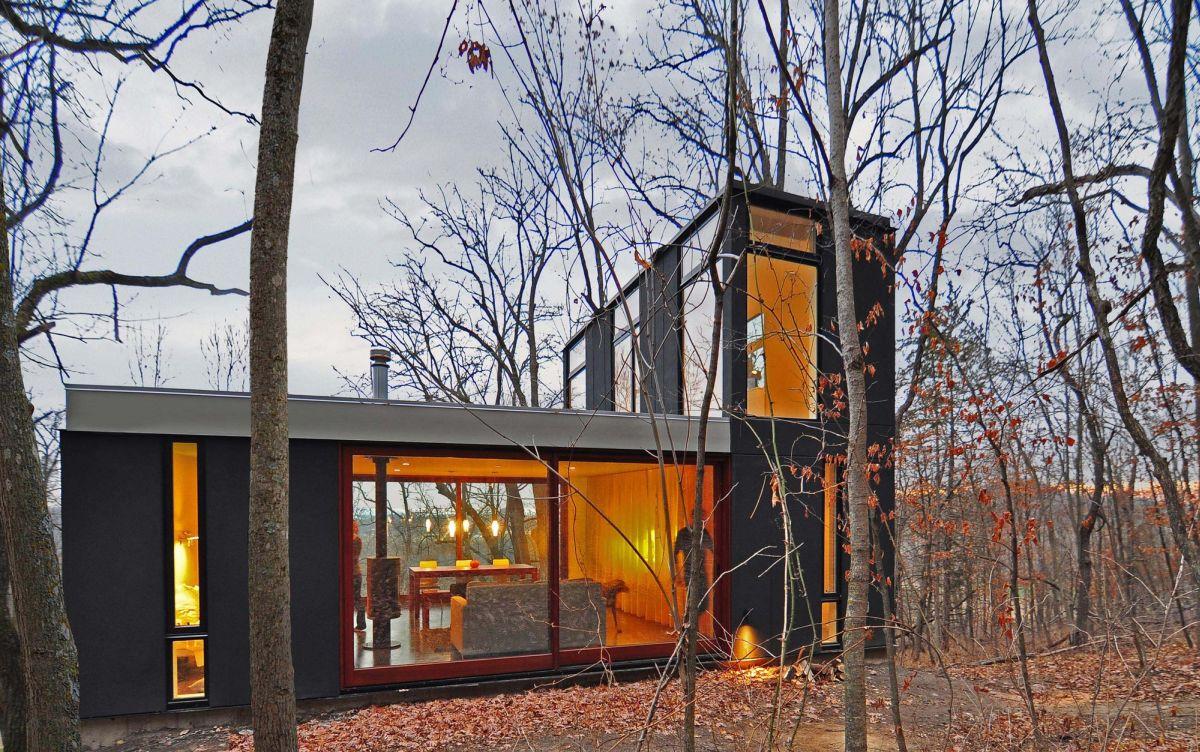 10 mẫu thiết kế nhà với ý tưởng khối xếp chồng khiến ai yêu kiến trúc cũng thích