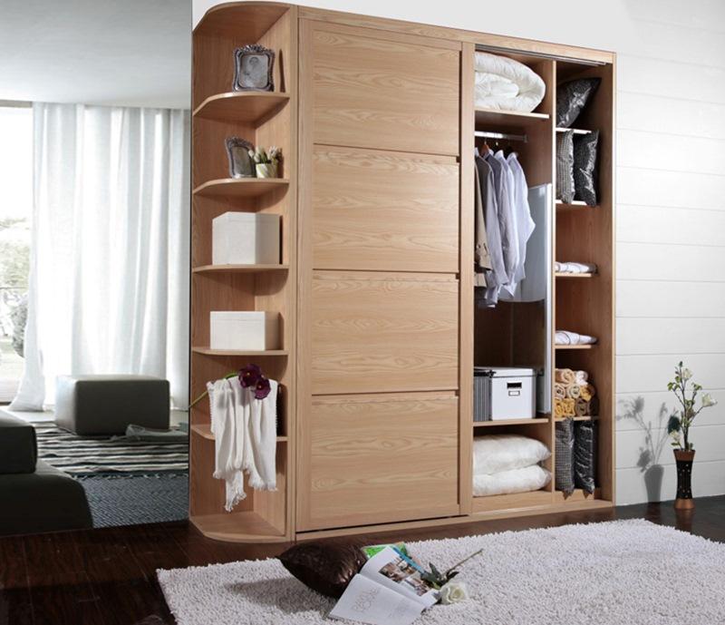 Chọn tủ quần áo đúng phong thủy cho nhà thịnh vượng, hạnh phúc bền lâu - Ảnh 2.