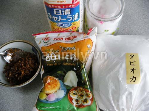 Bánh cuốn hành phi cho bữa sáng ngon miệng