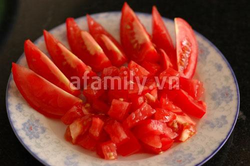 Canh ngao nấu dứa chua chua ngon tuyệt
