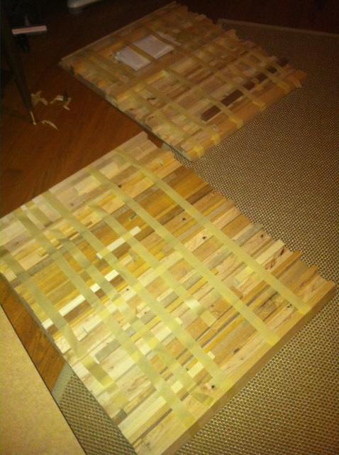 Tranh gỗ ấn tượng trang trí nhà mình