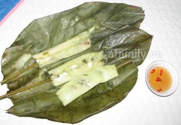 Bánh răng bừa - đặc sản của vùng quê