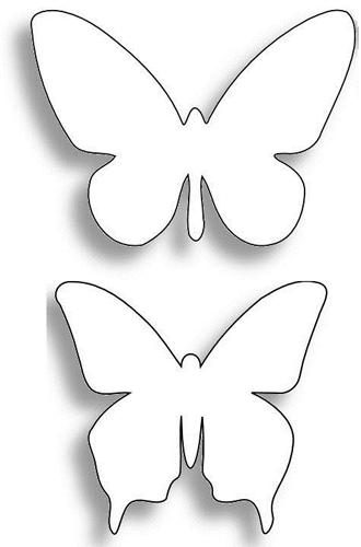 Cánh bướm xinh xắn tái chế từ vỏ chai nhựa 1