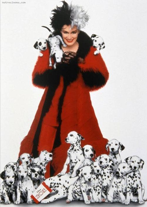 101 chú chó đốm là bộ phim hoạt hình thứ 17 của hãng Walt Disney, ra mắt  vào đầu thập niên 1960. Lấy bối cảnh ở London (Anh), phim kể về gia đình ...