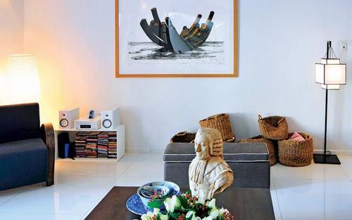 Ngắm nhìn căn biệt thự đậm chất nghệ thuật tại Sài Gòn