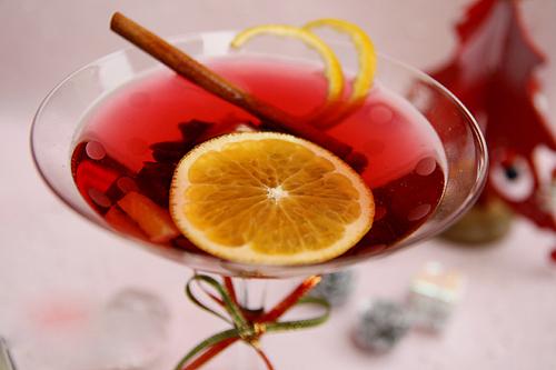 Thơm lừng món cocktail chanh mật ong