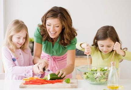 cha mẹ, dạy con, 3 tuổi, thời gian biểu, bận rộn