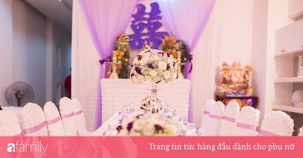 Gợi ý trang trí nhà đám cưới theo tông màu