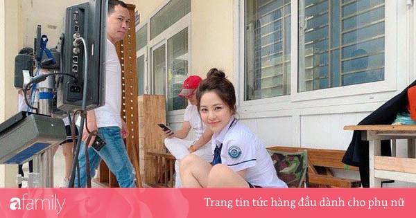 Clip hot girl Trâm Anh bật khóc trong bộ phim vừa bị cắt vai diễn