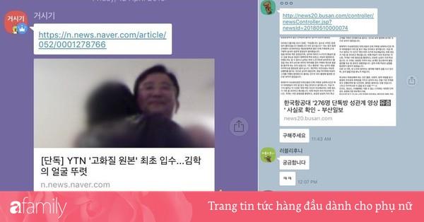 Sốc: Có 60 phóng viên chia sẻ bất hợp pháp video sex, thông tin nạn nhân vụ Jung Joon Young và địa chỉ mại dâm